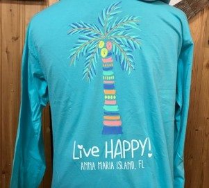 Live HAPPY! Back