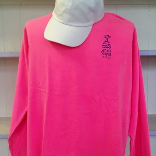 Palmy Neon Pink Front