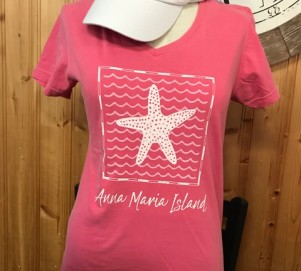 AMI Starfish V Neck