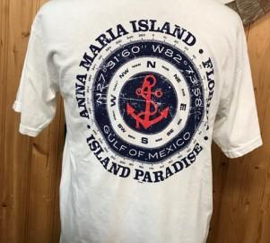 Island Paradise Anchor Back