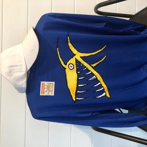 Piranha Sun Shirt - UV Protection Back
