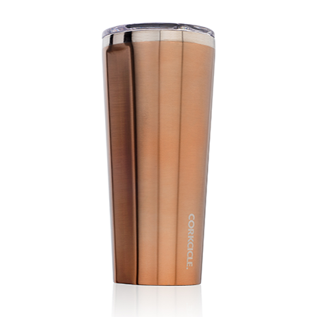 24 oz copper tumbler