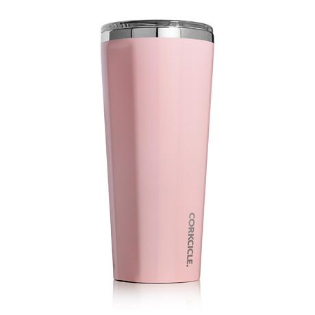 24 oz tumbler pink