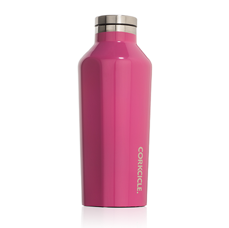 bright pink 9 oz