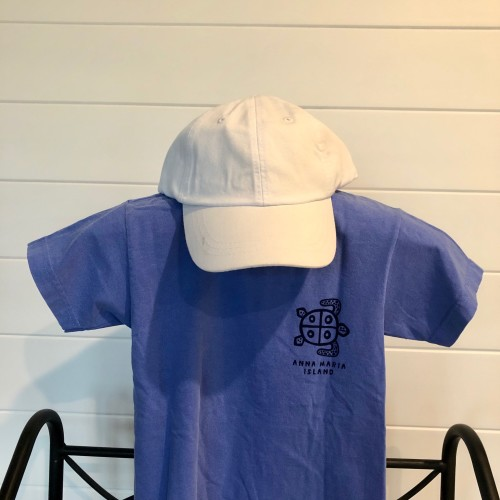 Kids Big Blue Turtle Front