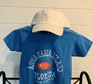Kids Coral Fish Front 19