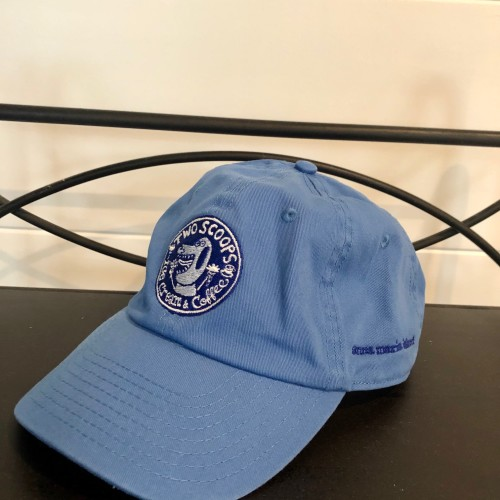 two scoops ball cap 20