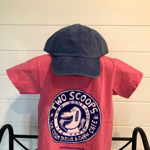 two scoops youth tee