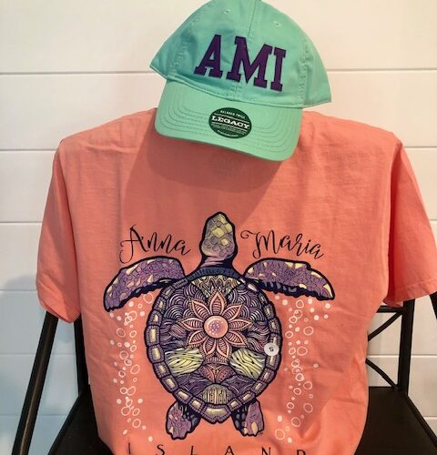 melon artsy turtle back