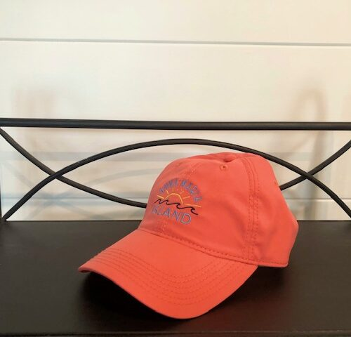 AMI coral SPF hat