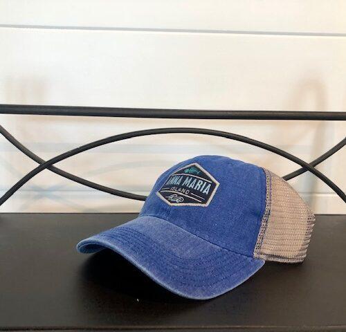 AMI trucker hat royal